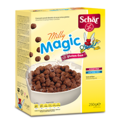 Schär Milly Magic Gluténmentes Gabonapehely Kakaós - 250 g