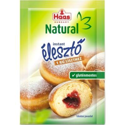Haas Gluténmentes Élesztő instant - 7 g