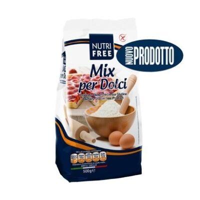 Nutri Free Mix Per Dolci gluténmentes süteménypor - 1000 g