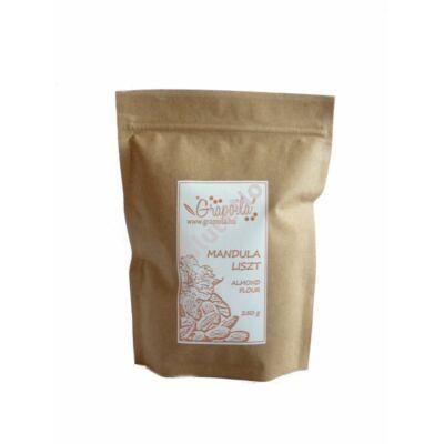 Mandulaliszt, teljes magőrlemény  (Grapolia) - 500 g