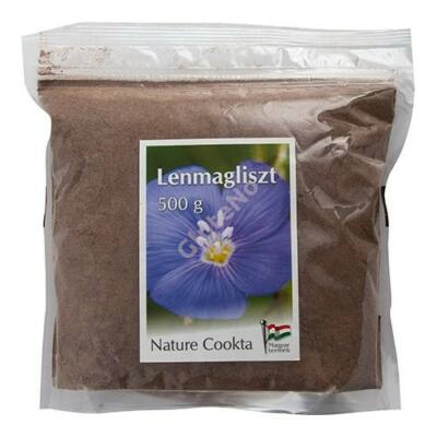 Nature Cookta Lenmagliszt - 500 g