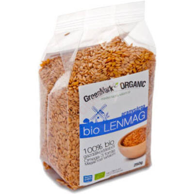GreenMark Bio Arany lenmag - 500 g