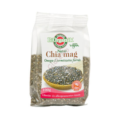 Natúr Chia Mag - 100 g