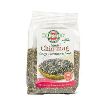 Biorganik Natúr Chia Mag - 100 g