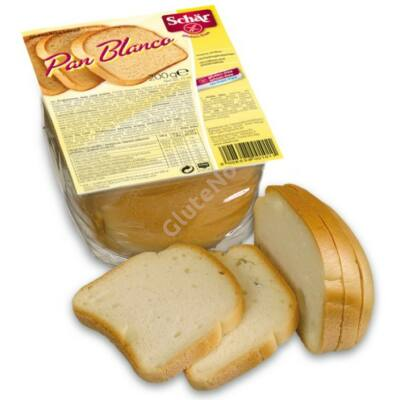 Schär Pan Blanco Gluténmentes Fehér Kenyér 250gr