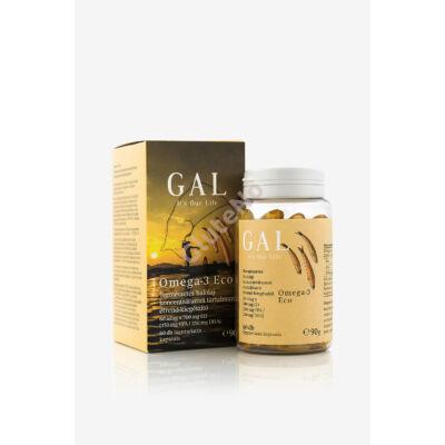 GAL OMEGA-3 ECO Lágy zselatin kapszula - 60 db