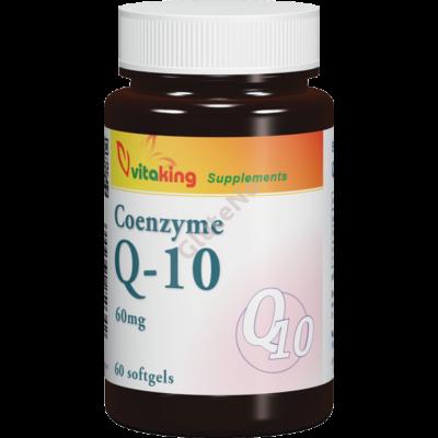 Vitaking Q10-60mg kapszula - 60 db