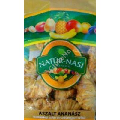 Natúr-Nasi Aszalt Ananász (cukormentes, kén-dioxid mentes) - 100 g