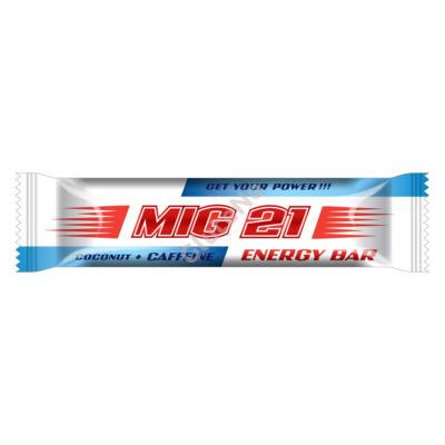 MIG 21 Energiaszelet kókuszos - 55g