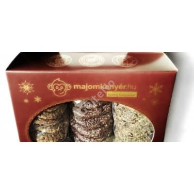 Karácsonyi Keksz válogatás majomkenyér - 250 g