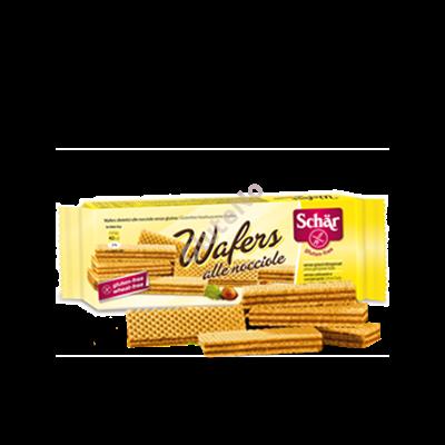 Schär Wafers mogyorós ostya - 125 g