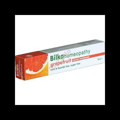 Bilka homeopathy fogkrém a teljes védelemért, grapefruit - 75 ml