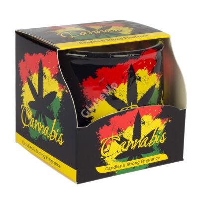 Illat gyertya  - cannabis