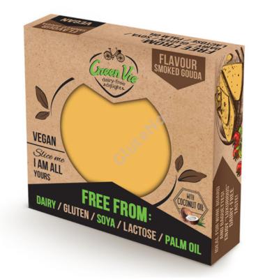 Green Vie füstölt vegán sajt, gluténmentes - 250 g