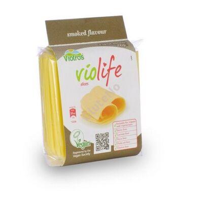Violife növényi sajt, Füstölt (szeletelt) - 200 g