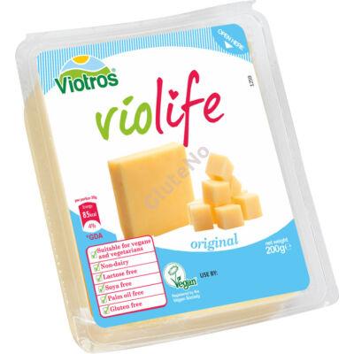 Violife növényi sajt, Natúr - 200 g