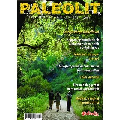 Paleolit Életmód magazin 2015/3