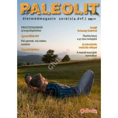 Paleolit Életmód magazin 2016/2