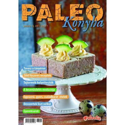 Paleo Konyha 2016/2 Gasztro magazin