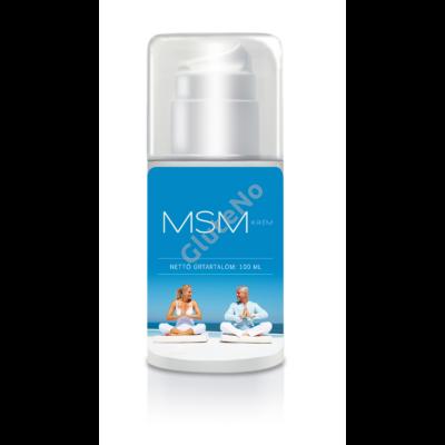 MSM Krém 100 ml