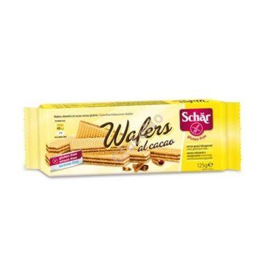 Schär WAFER Gluténmentes kakaókrémes Ostya - 125 g