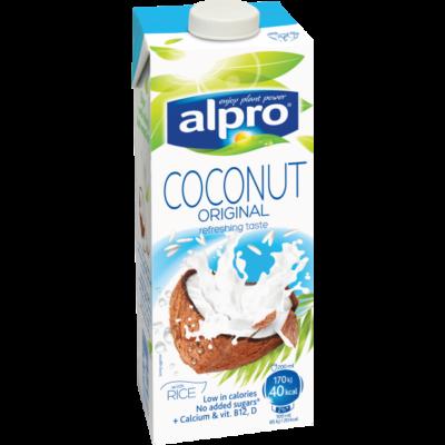 Alpro Kókusz-rizsital - 1000 ml