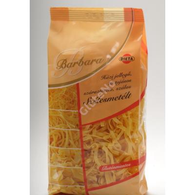 Barbara Gluténmentes Tészta - szélesmetélt - 200 g