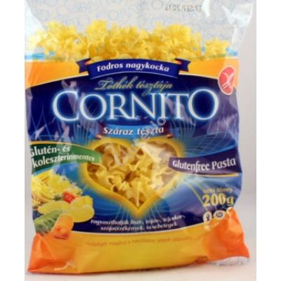 CORNITO tészta - gluténmentes fodros kocka 200 g