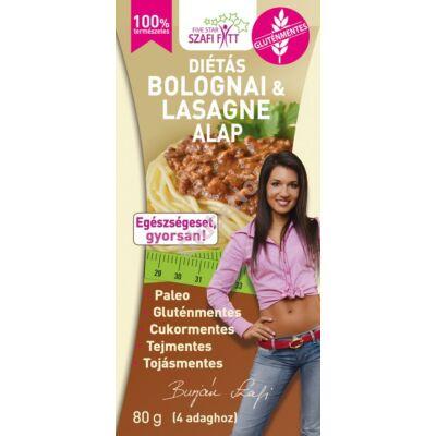 Szafi Reform Bolognai és Lasagne szósz alap - 80 g