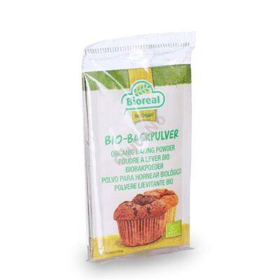 BIOREAL  sütőpor foszfátmentes  Bio 3*10 g
