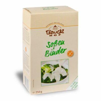 Bauck Hof bio gluténmentes ételsűrítő - 250 g