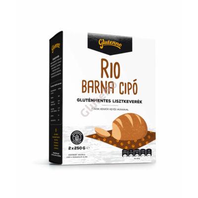 Rio GLuténmentes Barna Cipó lisztkeverék  (Glutenno) - 2x250 g