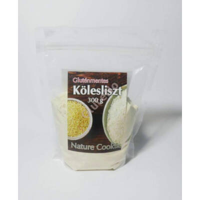 Nature Cookta Gluténmentes Kölesliszt - 300 g