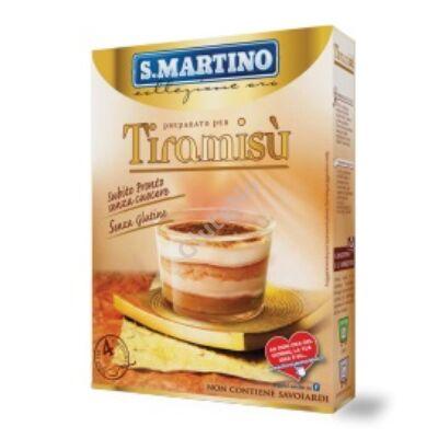 S.MARTINO gluténmentes Tiramisú krémpor - 90 g