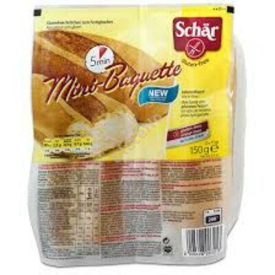 Schär  gluténmentes mini bagett  duo - 2*75 g