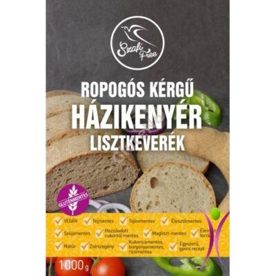 Szafi Free gluténmentes, ropogós kérgű Házikenyér lisztkeverék- 1 kg