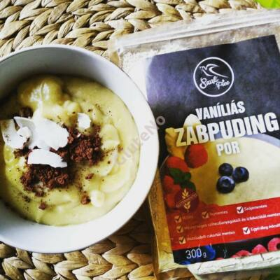 Szafi Free gluténmentes vaníliás zabpuding por - 300 g