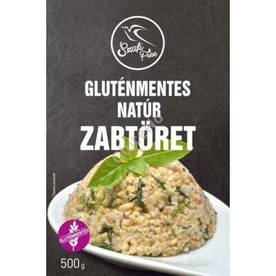 Szafi Free Gluténmentes Natúr Zabtöret - 500 g