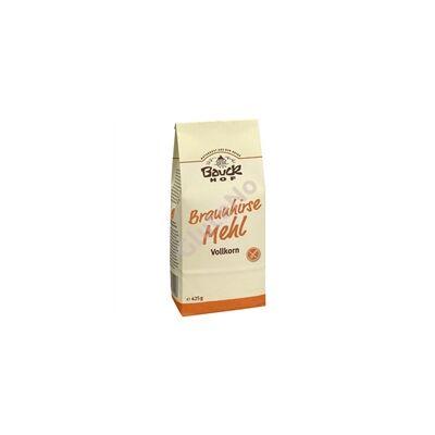Bauck Hof gluténmentes bio barnaköles liszt, teljes kiőrlésű -  425 g