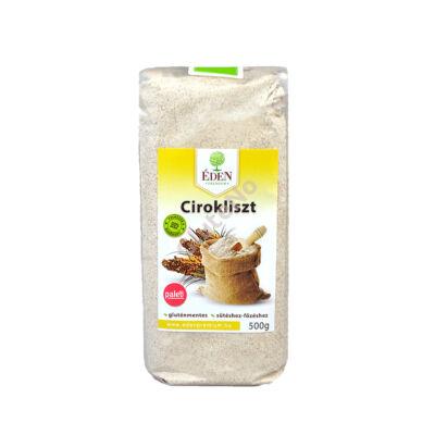 Éden Prémium Gluténmentes Cirokliszt - 500 g