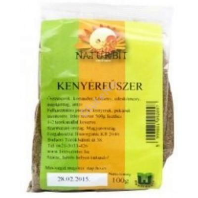 Naturbit Gluténmentes Kenyérfűszer - 100 g