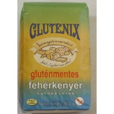 GLUTENIX Gluténmentes Fehérkenyér sütõkeverék, PKU-s  500 g