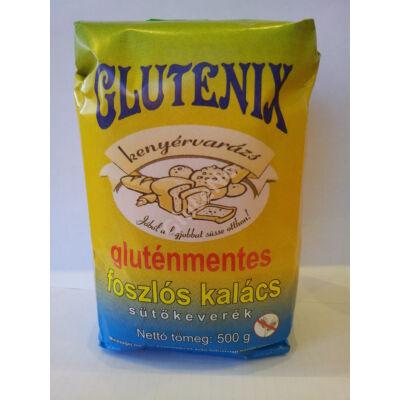 GLUTENIX  Gluténmentes Foszlós  Kalács keverék 500 g