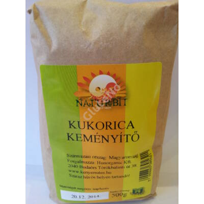 Naturbit Gluténmentes Kukoricakeményítő  500 g