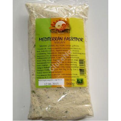 Naturbit Gluténmentes Mediterrán Növényi fasírtpor - 160 g