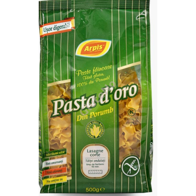 Pasta D'Oro - Fodros kocka - 500 g