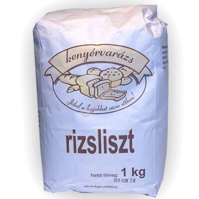 Kenyérvarázs gluténmentes Rizsliszt  - 1000 g