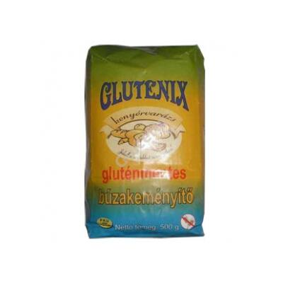 GLUTENIX Gluténmentes Búzakeményítő 500gr