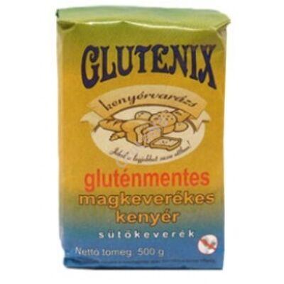GLUTENIX  Gluténmentes Magkeverékes kenyérpor 500gr