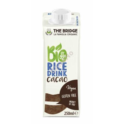 The Bridge Rizs Ital bio, csokoládés - 250 ml